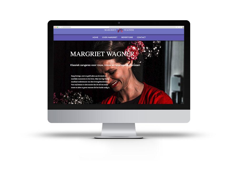 Nieuwe website webdesign klassieke zang