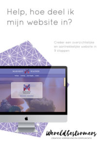ebook indeling website